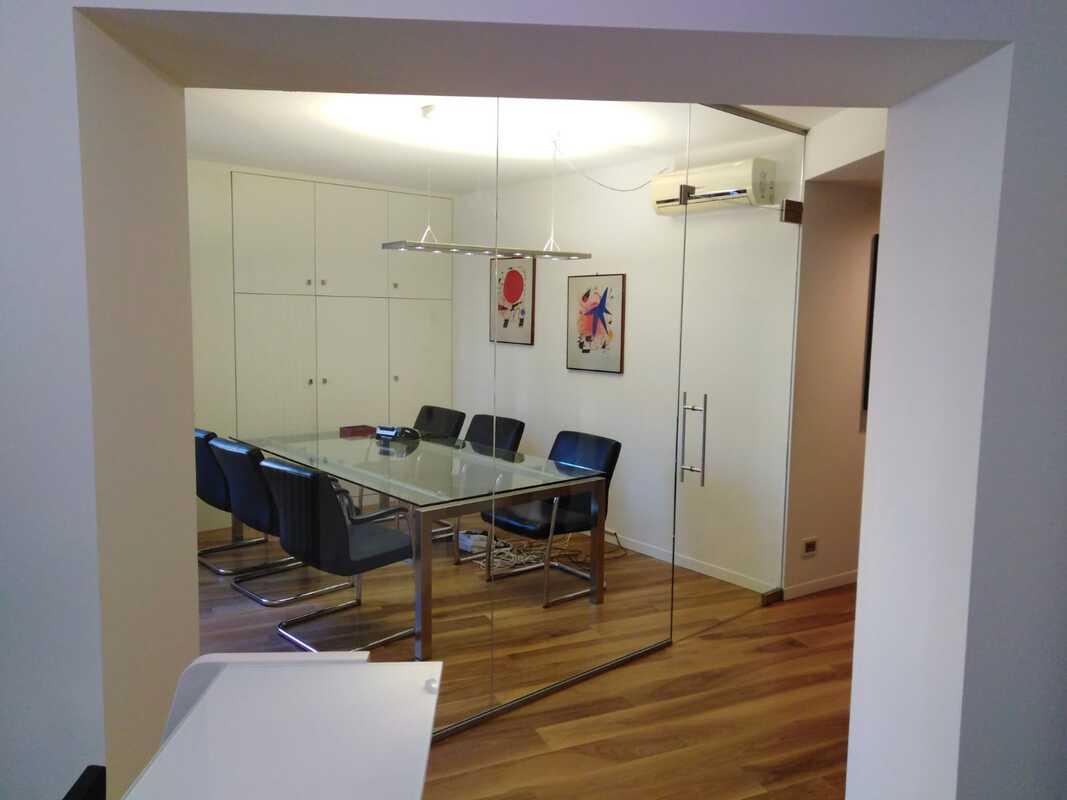 Tra le numerose proposte l'utilizzo di pareti divisorie in vetro può. Pareti Divisorie In Vetro Per Interni Casa Vetrosistem