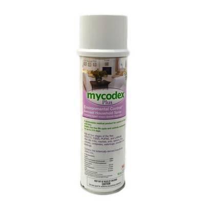 Mycodex Plus: Household Flea Spray with Nylar - VetRxDirect