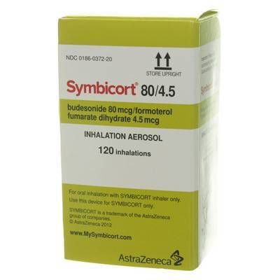 Symbicort - Asthma in Cats | VetRxDirect Pharmacy | 160/4 ...