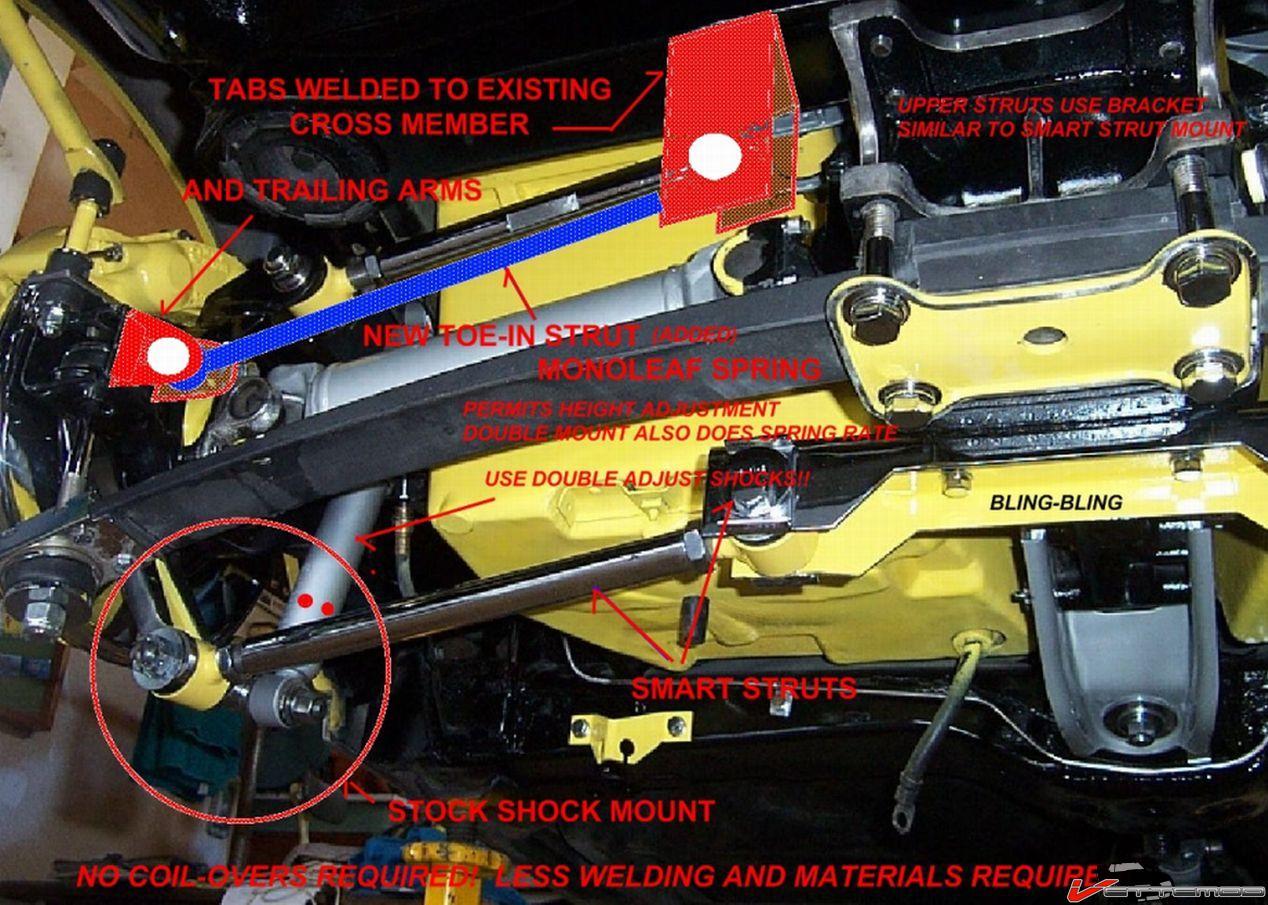 c4 corvette suspension diagram bmw r51 3 wiring 2000 chevy rear control arm autos post
