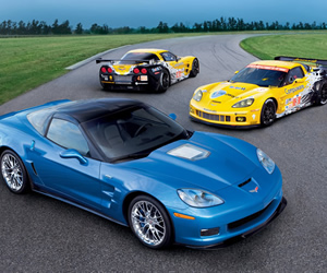 C6 Corvette Jigsaw Puzzles