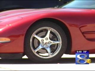 Corvette Drivers Show Off Their Skills