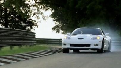 2011 Corvette Commercial:  America Still Builds Rockets