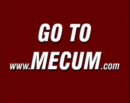 Mecum: 1962 Chevrolet Corvette 327 Automatic
