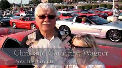 National Corvette Homecoming: The view from Vette City