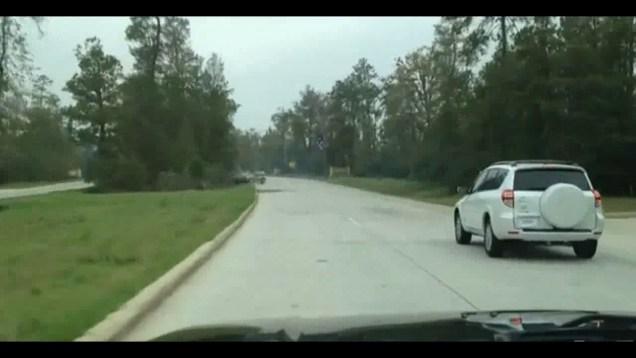 Street Races – C5 Corvette vs C6 Corvette – Street Race Crash