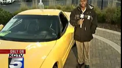 2004 C5 Corvette Stolen