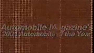 2001 Z06 Corvette Commercial