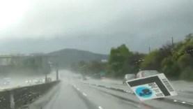 C6 Corvette Goes Slip Slidin'