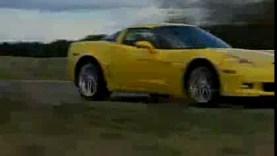 C6 Corvette Z06 video by GM