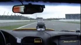 Mallett C5 Corvette vs Porsche Boxster