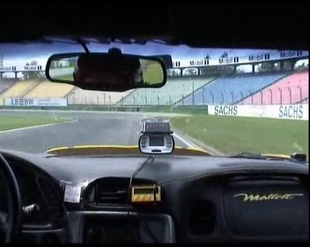 Mallett C5 Corvette vs Porsche 911 GT2