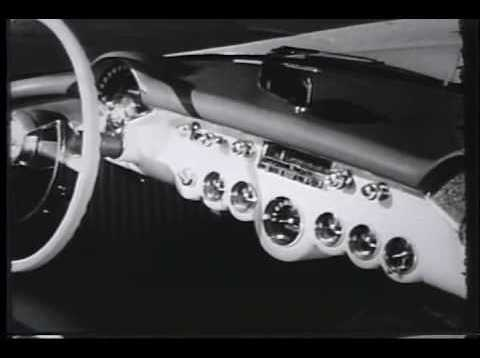 1953 CORVETTE PROMOTIONAL FILM