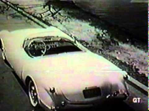 1954 Chevy Corvette Commercial