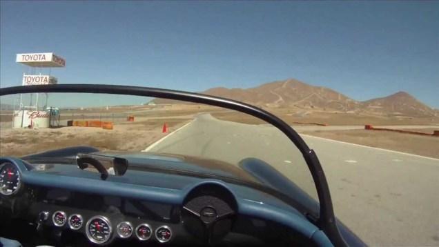 1954 Corvette ZR1 LS9 aka The Death Star