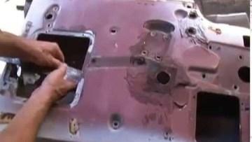 1956 – 1962 C1 Corvette Window Regulator Installation and Removal