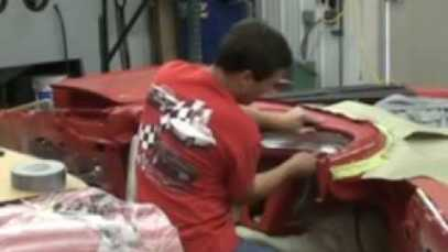 1960 Corvette Dash Pad Installation – Part 3