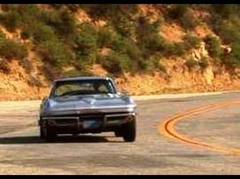1965 Corvette Sting Ray – Half Million Mile American Muscle Car