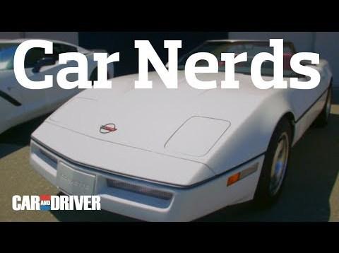 1987 Chevrolet Corvette Convertible – Car Nerds