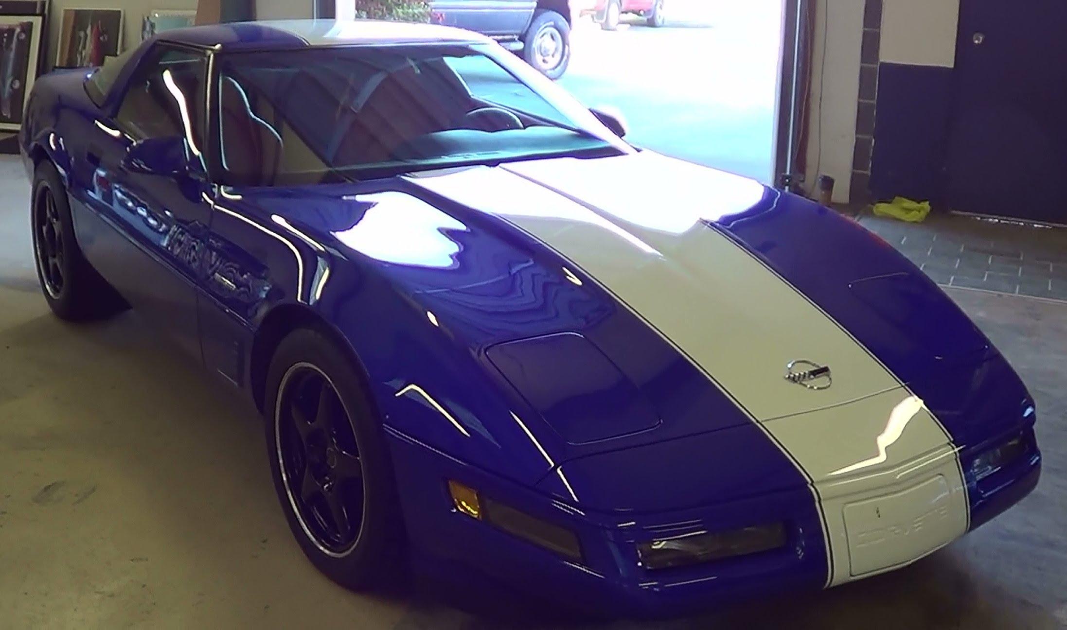 1996 Grand Sport Corvette Vettetube Corvette Videos