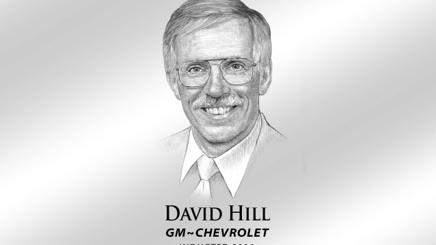 2006 Corvette Hall of Fame Inductee Dave Hill
