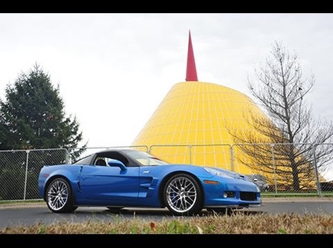 2009 Corvette ZR1 Blue Devil Returns To The National Corvette Museum