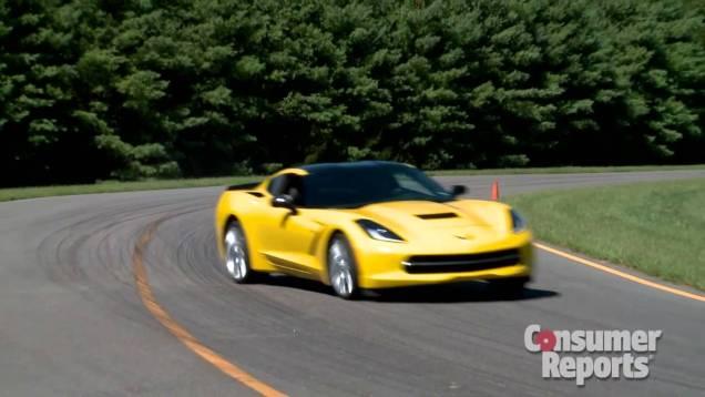 2014 Chevrolet Corvette first drive   Consumer Reports