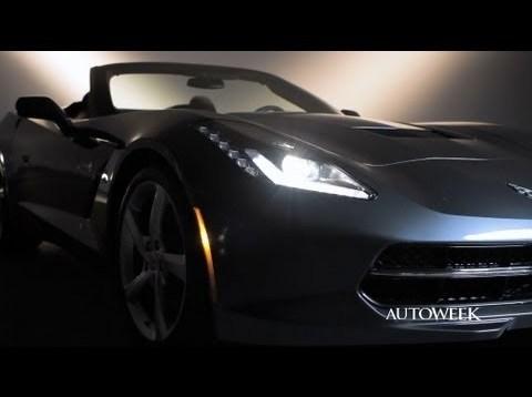 2014 Corvette Stingray Convertible – detailed video walkaround