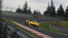 2015 Corvette C7 Z06 testing at the Nürburgring Nordschleife!