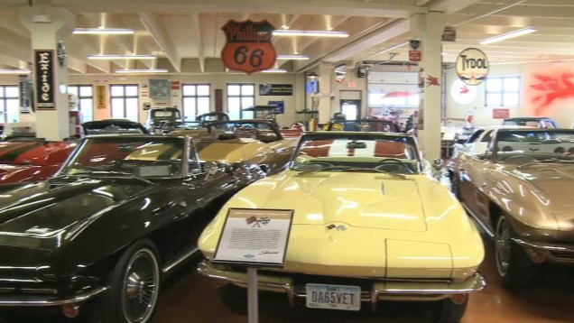 AMAZING CHEVY RAGTOP & CORVETTE  COLLECTION IN IOWA