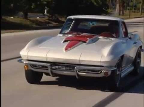 American Muscle Car – S02E05 – 1963 – 1967 Chevrolet Corvette
