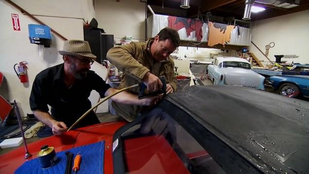 C2 Corvette Soft Top Install | Wheeler Dealers