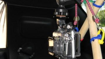 C5 Corvette GoPro Hero camera mount by froggy