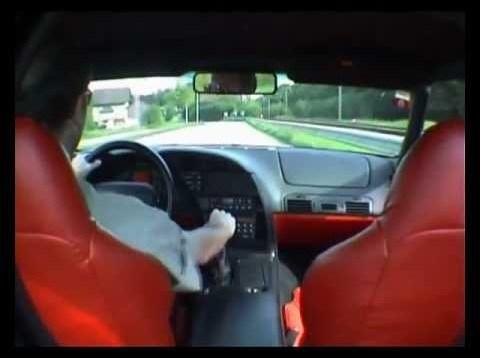 Chevrolet Corvette C4 1996 Grand Sport.  Short Version.