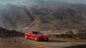Corvette C7 Stingray and SEVEN Epic Driving Roads