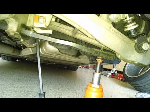 Corvette Camber Kit Rear Install Secret Trick