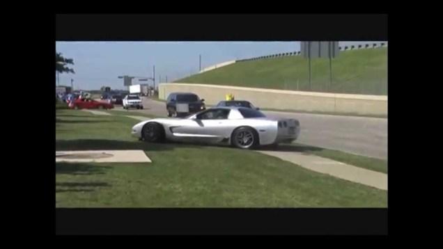 Corvette Crash and Fail Compilation Remix