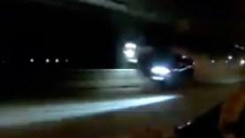 Corvette Crash during Street Race