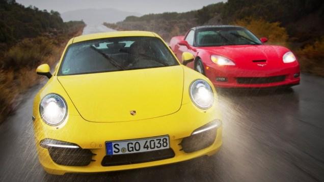 Corvette Grand Sport Vs Porsche 911! – Head 2 Head