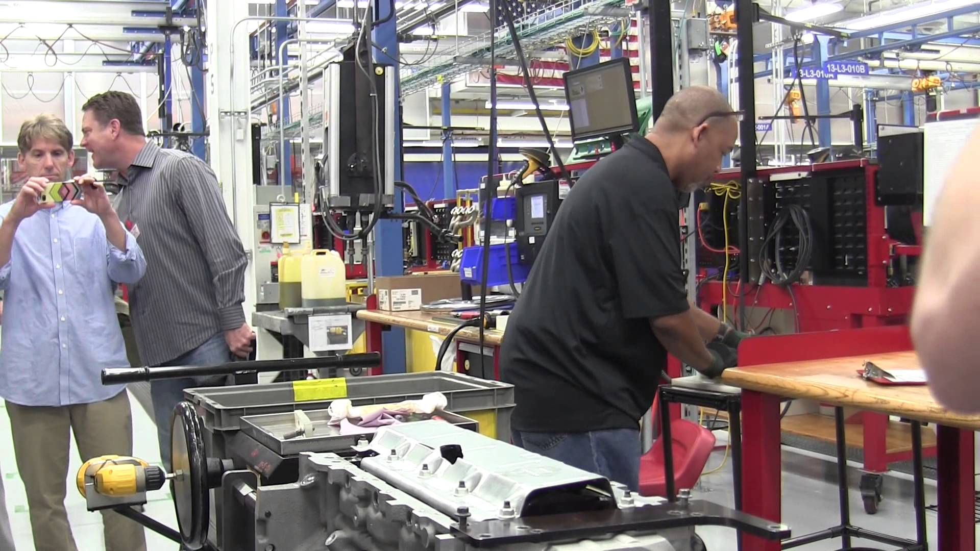 Corvette Z06 (LT4) and Camaro Z/28 (LS7) Engine Build