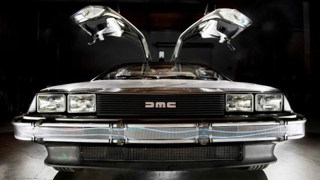 DeLorean DMC-12! Looking Back to the Future – The Downshift Ep. 76