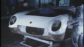 First Corvettes Being Built – 1953