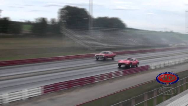 Hemmings 1969 Corvette L88 vs 1970 Hemi Cuda