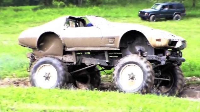 Hey Kid, Wanna Ruin a Corvette?