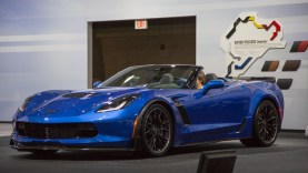 Interview with Harlan Charles on the 2015 C7 Corvette Z06/Z07