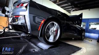 LMR C7 corvette with LMR800 Twin Turbo Package!