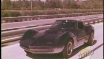Mako Shark Corvette Concept Car