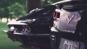 Now & Then – Corvette Stingray