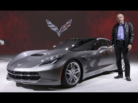 Part 1 of 2 of The Interview Series @ 2014 Chevrolet Corvette Stingray / Z51