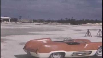 SR-2 Experimental Corvette Joins Corvette Race Team in Nassau